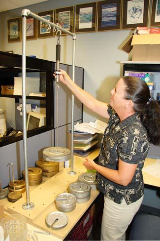 IGFA will certify hand-held scales