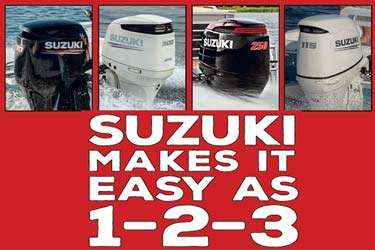 Suzuki makes it easy as 1-2-3