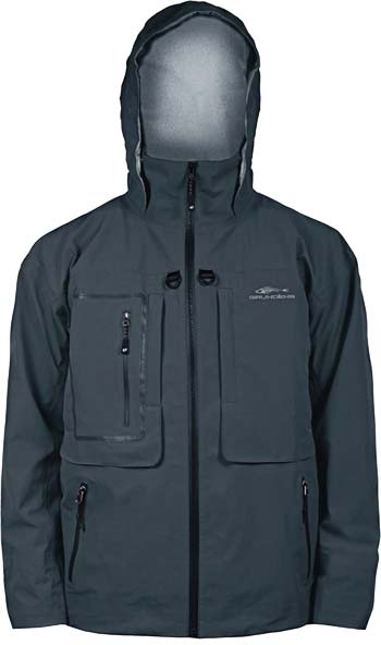 Grundens Dark and Stormy Hooded Jacket