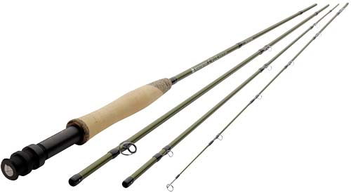 Redington Crux Rod