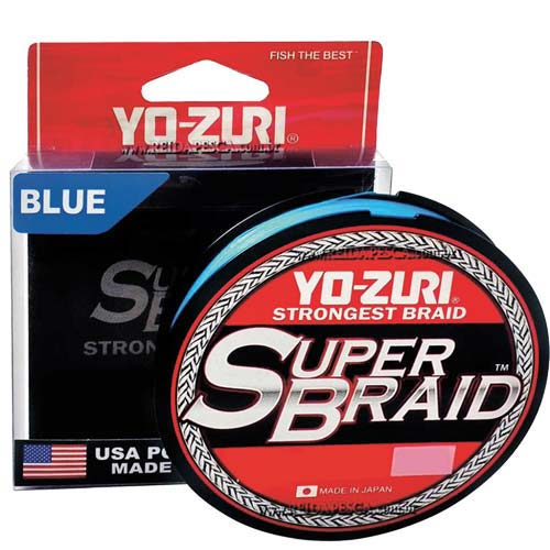Yo-Zuri Super Braid