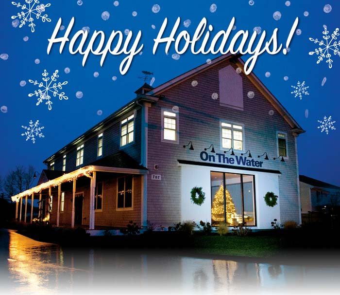 Happy Holidays From On the Water!