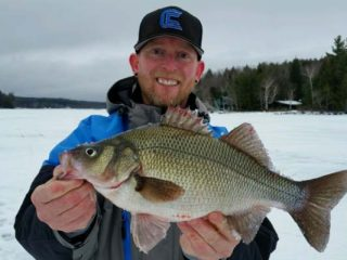 Free Ice Fishing Talk by Tim Moore