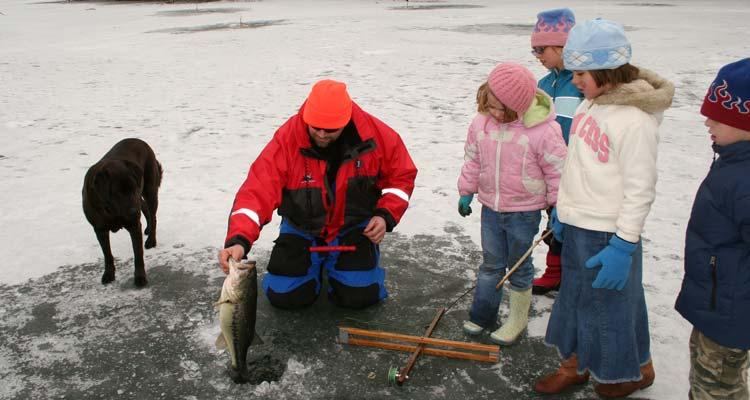 Lets Go Fishing Program