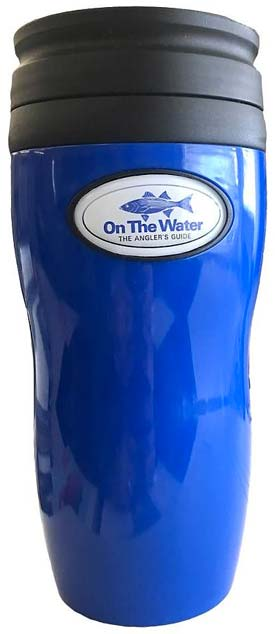 On The Water 16-ounce travel mug