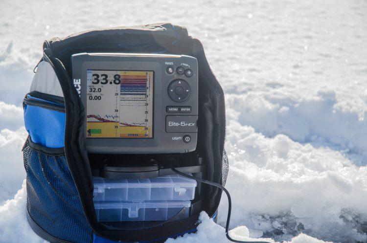 ice fishing electronics massachusetts lowrance