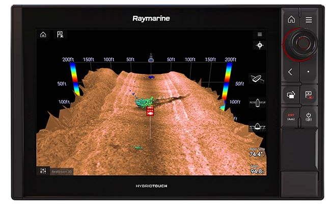 Raymarine LightHouse 3 Tips and Tricks