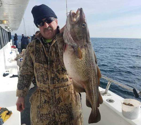 Rhode Island Fishing Report