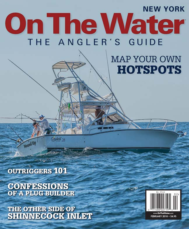 On The Water Magazine New York Issue