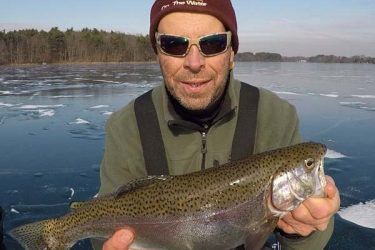 big shiners for trophy trout