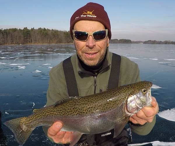 Massachusetts fishing report january 18 2017 on the water for Ma fishing report
