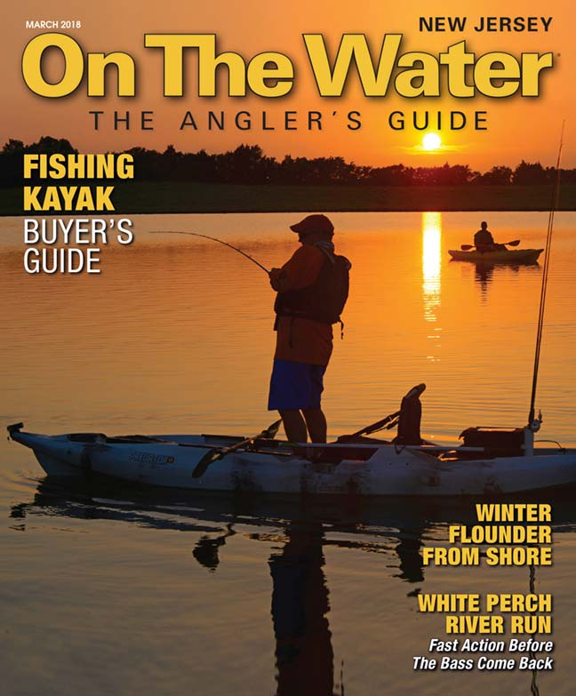 On The Water Magazine New Jersey Issue