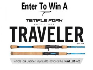 Enter To Win A TFO Traveler