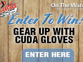 Cuda Offshore Gloves Giveaway