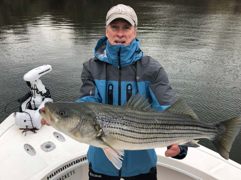 Rhode island fishing report april 12 2018 on the water for Frances fleet fishing reports