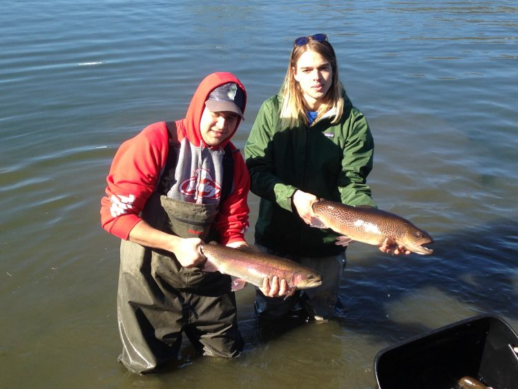 Northern New Jersey Fishing Report - April 5, 2018 - On The
