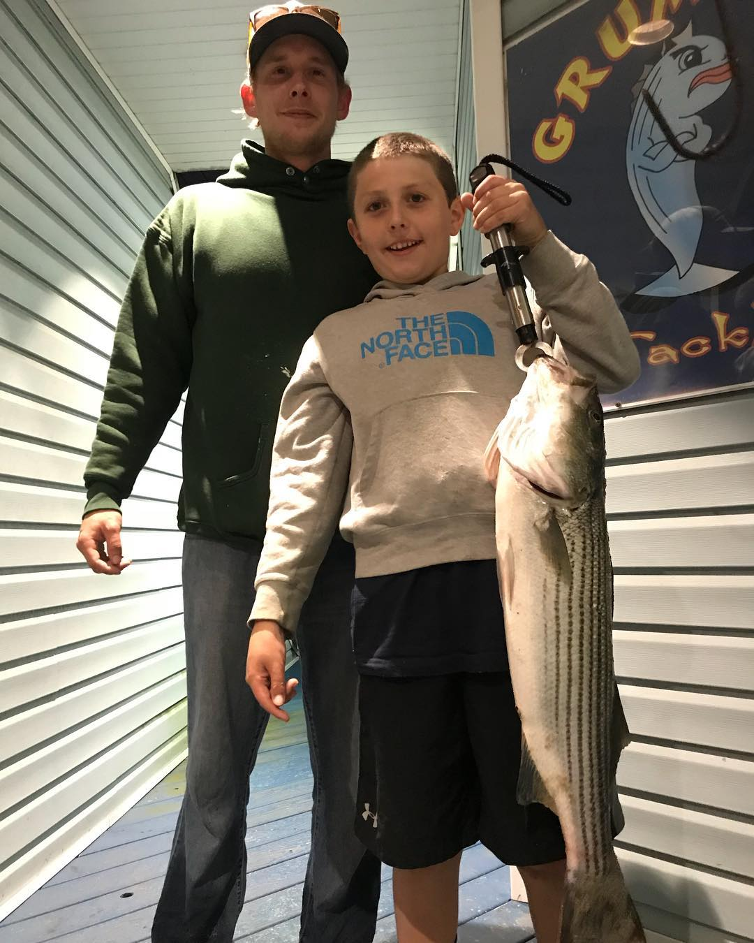 Southern new jersey fishing report may 17 2018 on the for Grumpy s fishing report