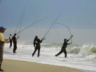 Governor's Surf Fishing Tournament