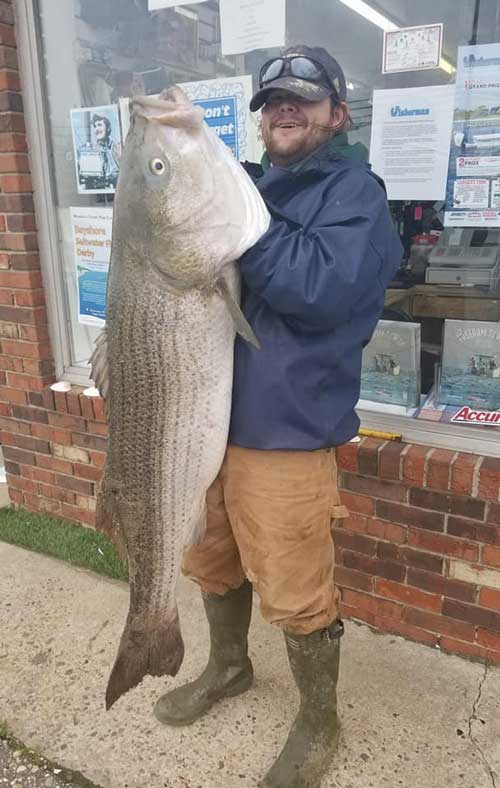Northern new jersey fishing report may 3 2018 on the for Nj shore fishing report