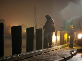 Jimmy fee author at on the water for Night fishing spots near me