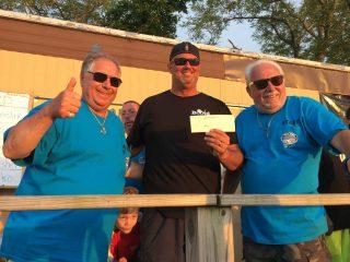 Freeport Hudson Anglers Shark Tourney Firstplace 2018