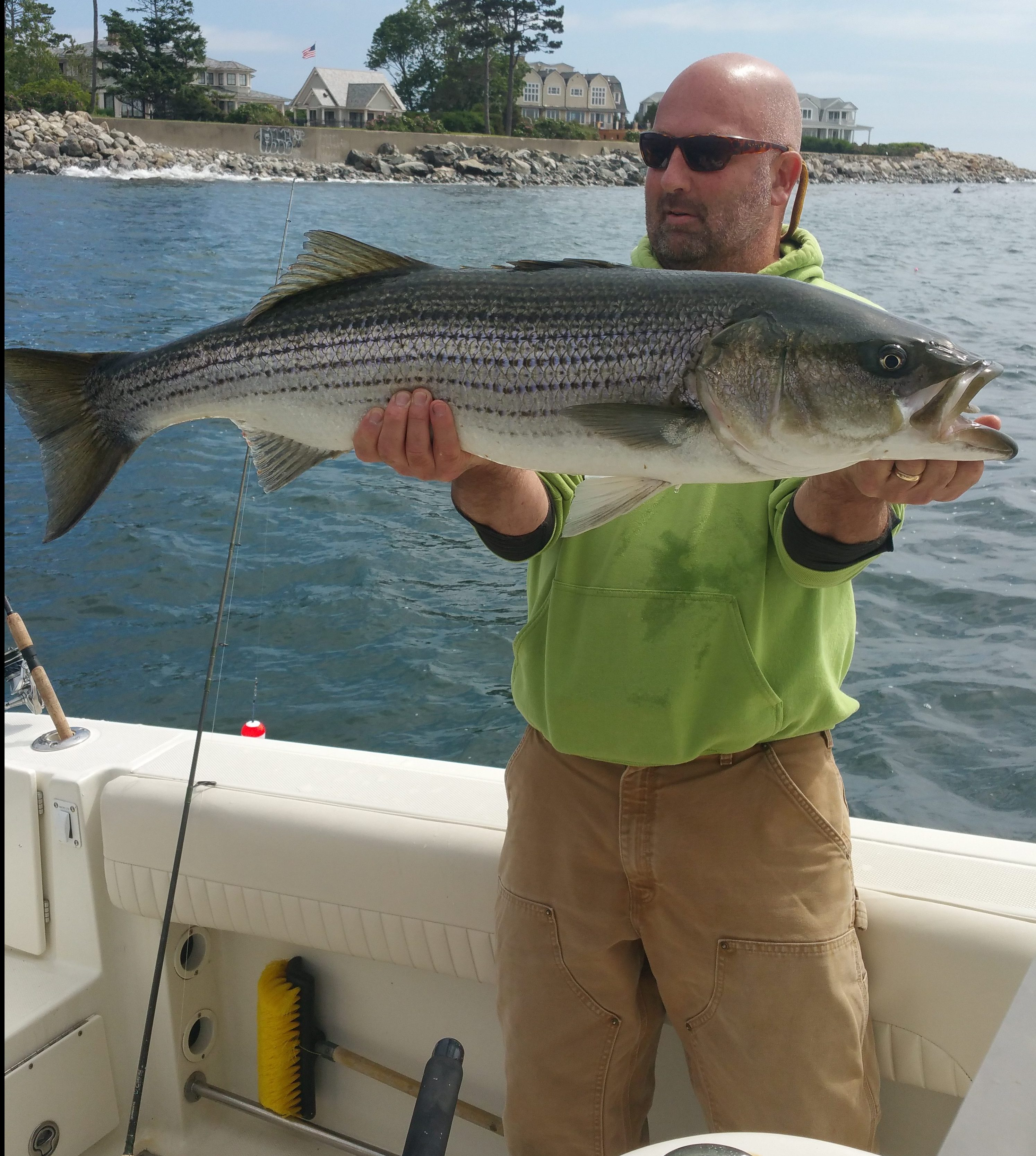 New Hampshire and Maine Fishing Report - June 28, 2018 - On