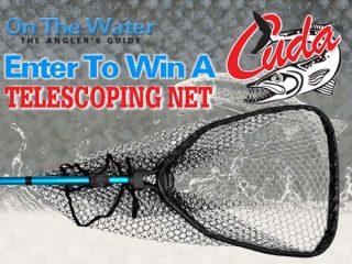 Win A Cuda Telescoping Net!