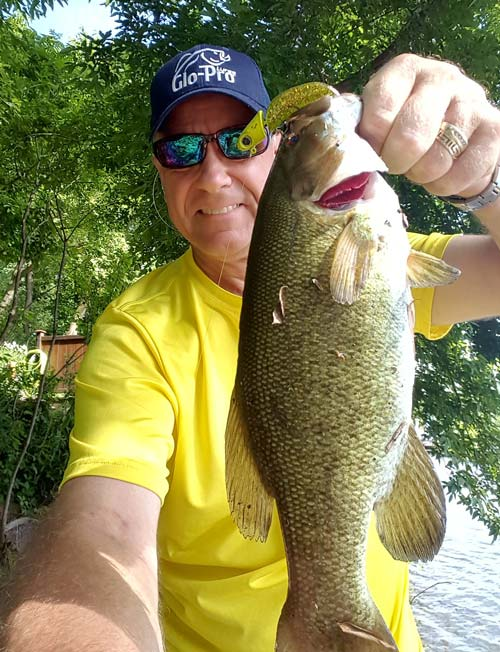 Upstate new york fishing report june 28 2018 on the water for Lower niagara river fishing report