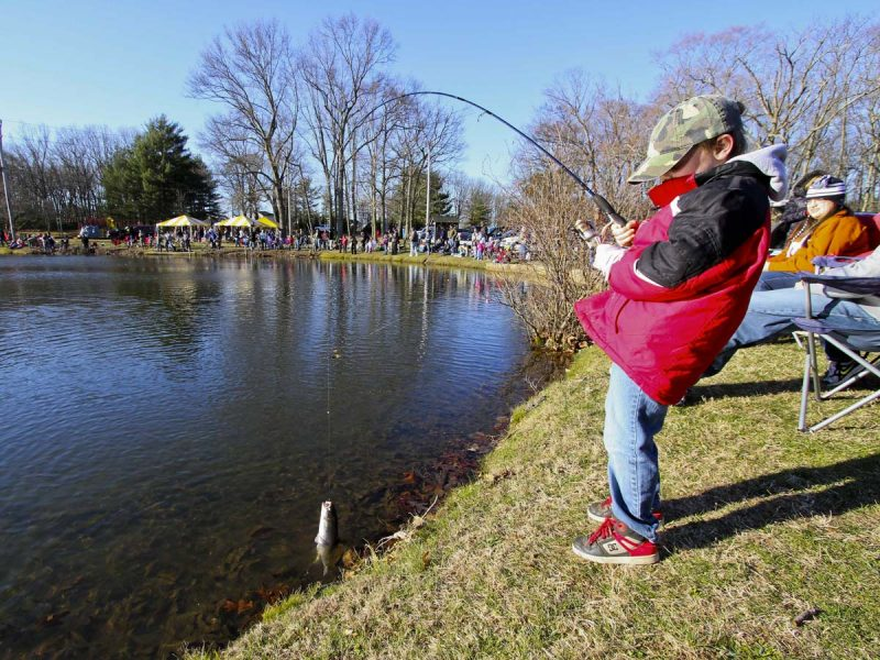 New Jersey Free Fishing Day