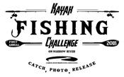 Narrow River Kayak Fishing Challenge
