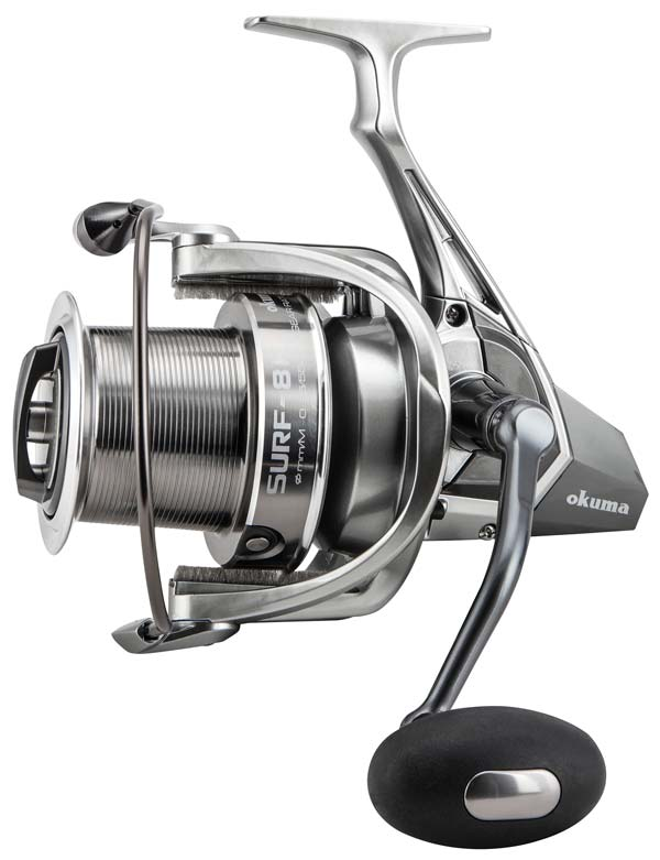 Sign Up To Win A New Okuma SURF-8K Reel And Rockaway Surf