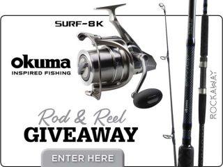 Okuma Rod And Reel Giveaway