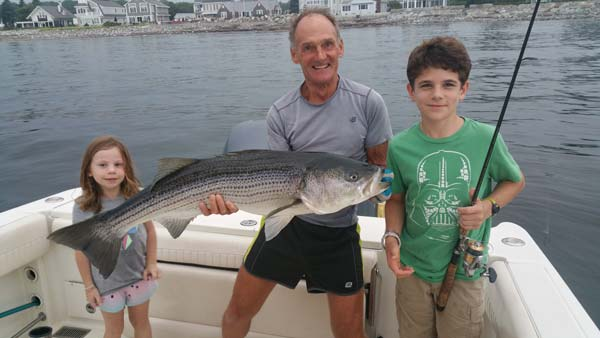 New Hampshire and Maine Fishing Report – August 9, 2018 - On