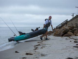 Old Town Topwater FIshing Kayak Review