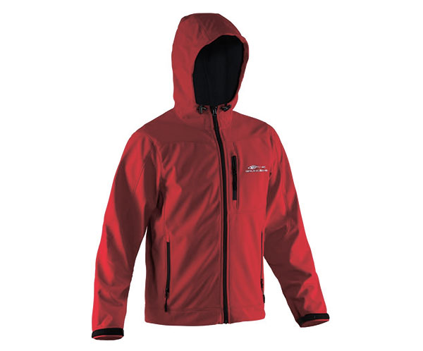 Grundens Midway Hooded Softshell Jacket