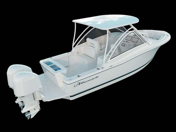 Albemarle Boats 27DC