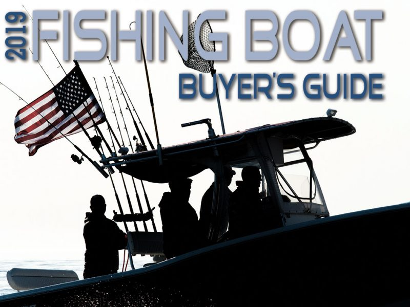2019 Fishing Boat Buyers Guide