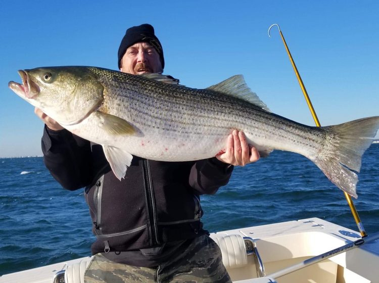 Northern New Jersey Fishing Report - November 1, 2018 - On
