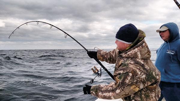 Tuna Spinning Rod