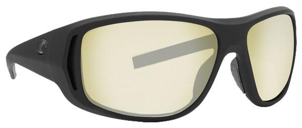 Costa Del Mar Sunrise Silver Mirror Lenses