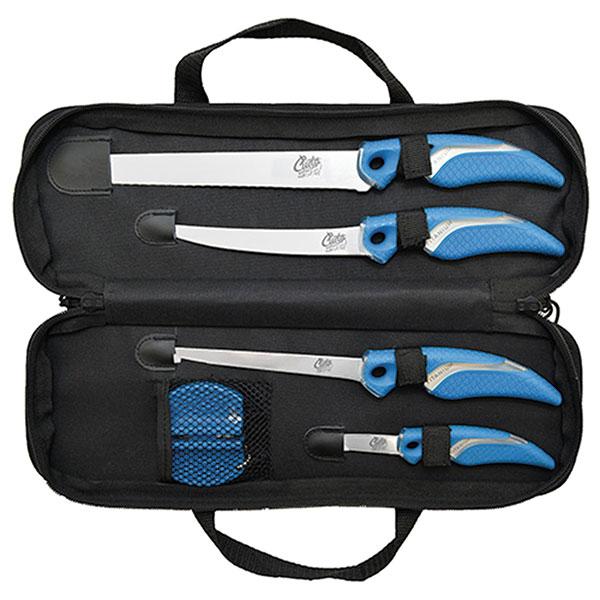 Cuda Fillet Knife Set