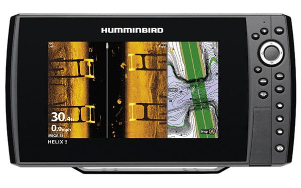 Humminbird Helix 9 Chirp Mega Side GPS G2N