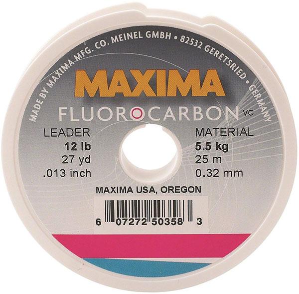 Maxima Fluorocarbon Leader Wheel