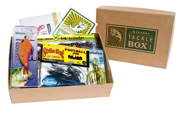 Mystery Tackle Box Beginner Series