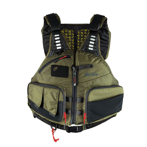 Old Town Lure Angler Life Vest