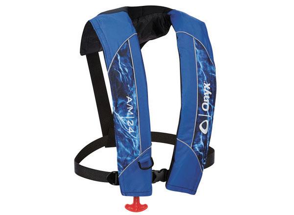 Onyx A/M-24 Inflatable Life Jacket Mossy Oak Elements