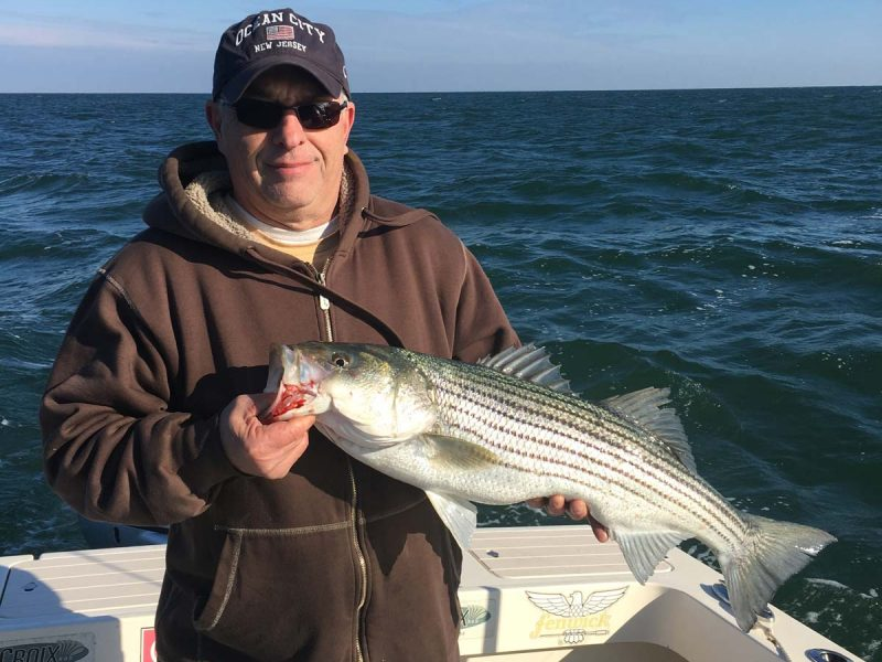 Southern New Jersey Fishing Report – November 29, 2018 - On The Water