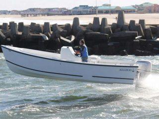 Allied Boat Works 24 foot Explorer