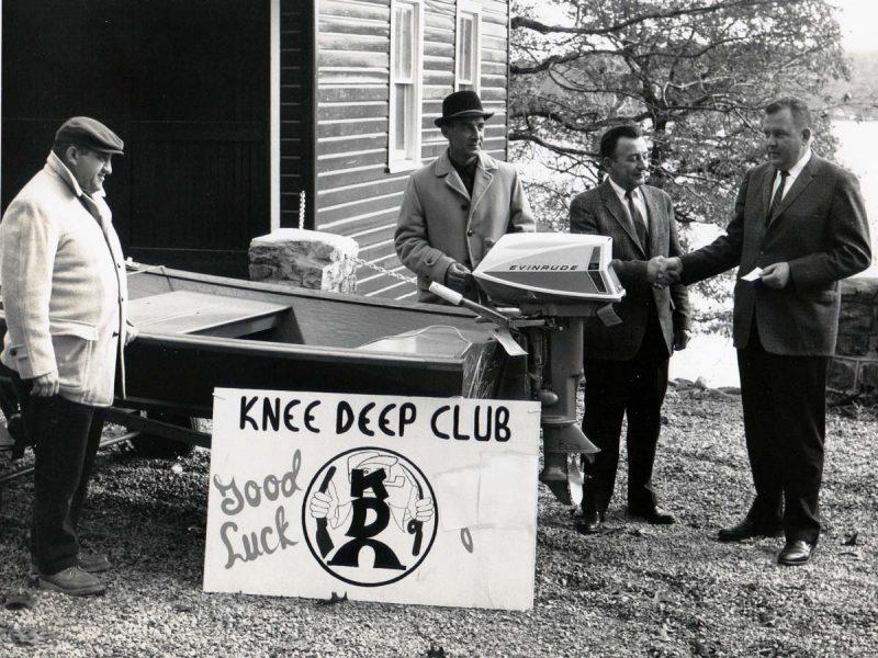 Knee Deep tourney prize