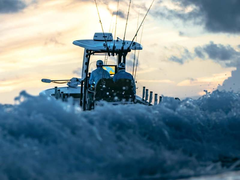 Humminbird And Minnkota One-Boat Network Contest